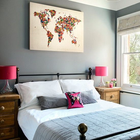 38 Best Feature Walls Images On Pinterest