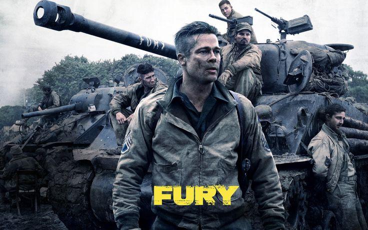 Fury, Brad Pitt, Ярость, Брэд Питт, танки
