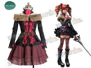 Fanplusfriend Costume Store - Soul Series/Soul Calibur 4 Cosplay Amy Sorel Costume Set, $186.00 (http://fan-store.net/soul-series-soul-calibur-4-cosplay-amy-sorel-costume-set/)