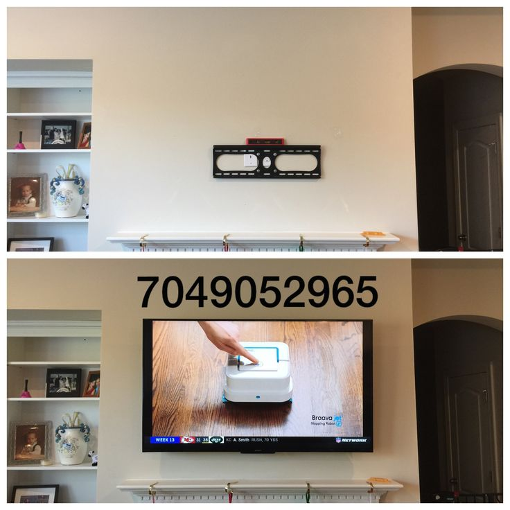 No need to shop around for a tv wall mount! We include a free tilting wall mount with every tv mounting service. Prices start at only $99. https://tvmountcharlotte.com