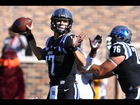 UNC vs  Duke LIVE score updates and stats 111016, College Football Week 11