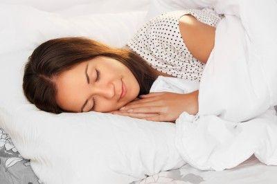 nooit meer last van slapeloosheid