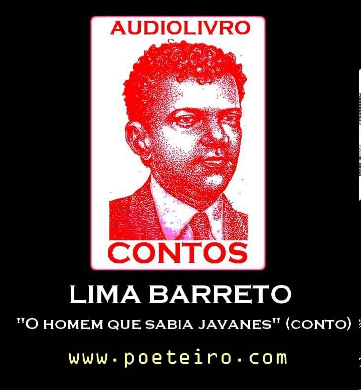 """AUDIOLIVRO: """"O homem que sabia Javanês"""", de Lima Barreto"""