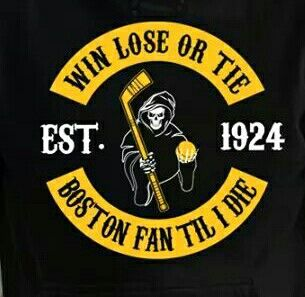 Boston Fan til I die.