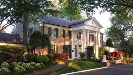 Elvis Presley's Graceland mansion is the foundation of Memphis tourism