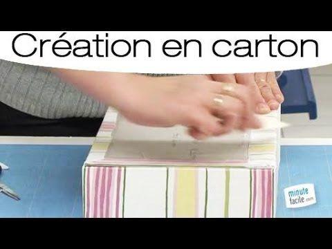 ▶ Comment habiller une boîte rectangulaire à couvercle plat Part 2
