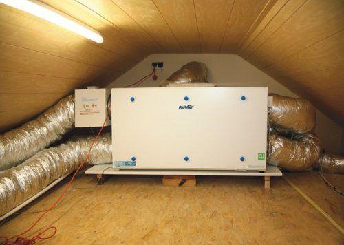Планета Земля и Человек: Воздушное отопление частного дома: экономия и высо...