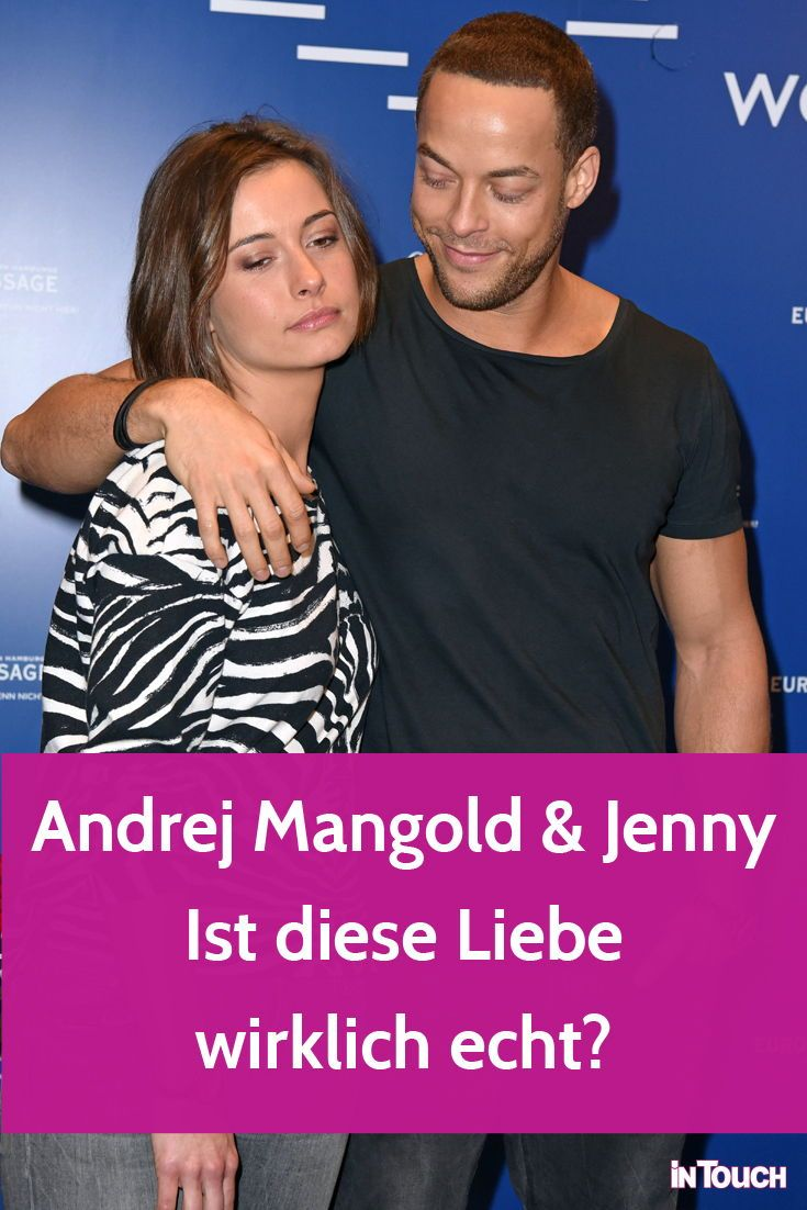 Andrej Mangold Und Jenny Lange Jetzt Packt Frauke Ludowig Aus Rtl Moderatorin Mangold Echt Jetzt