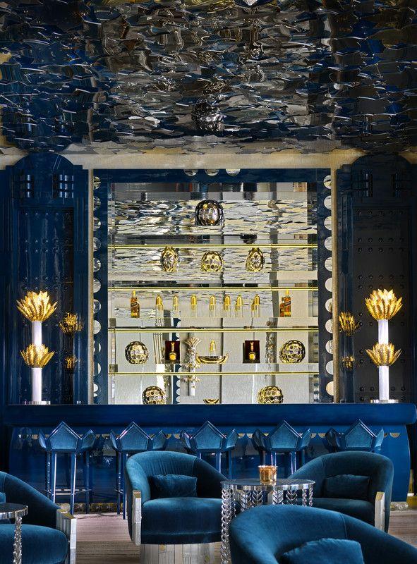 Jumeirah Bilgah Beach Hotel, Baku Restaurants - Piano Lounge Bar