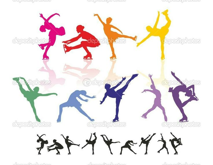 Figure skating - position
