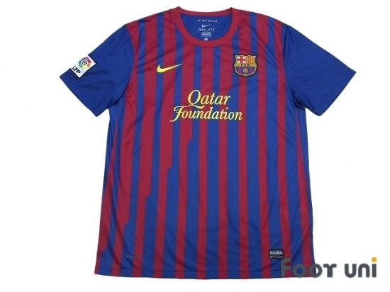 Barcelona 2011-2012 Home Shirt