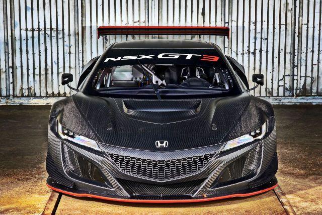 —————    Honda NSX GT3  ————————