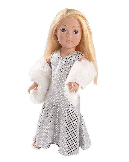 movie star doll costume