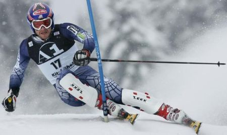 Bode Miller - Slalom - This guy can SKI