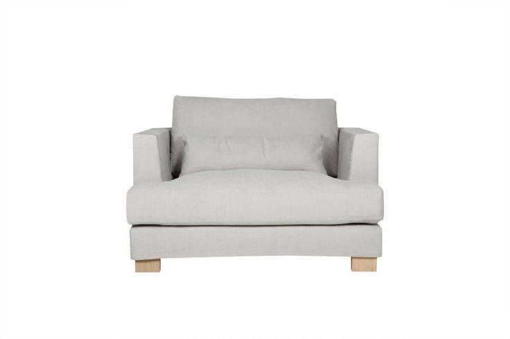 Fotel BRANDON marki SITS www.euforma.pl #armchair #sits #home #livingroom #design
