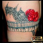 tattoo giarrettiera: http://www.nitrotattoos.it/tattoo-giarrettiera-t2598.html #tatuaggio #tatuaggi by Nitro Tattoos