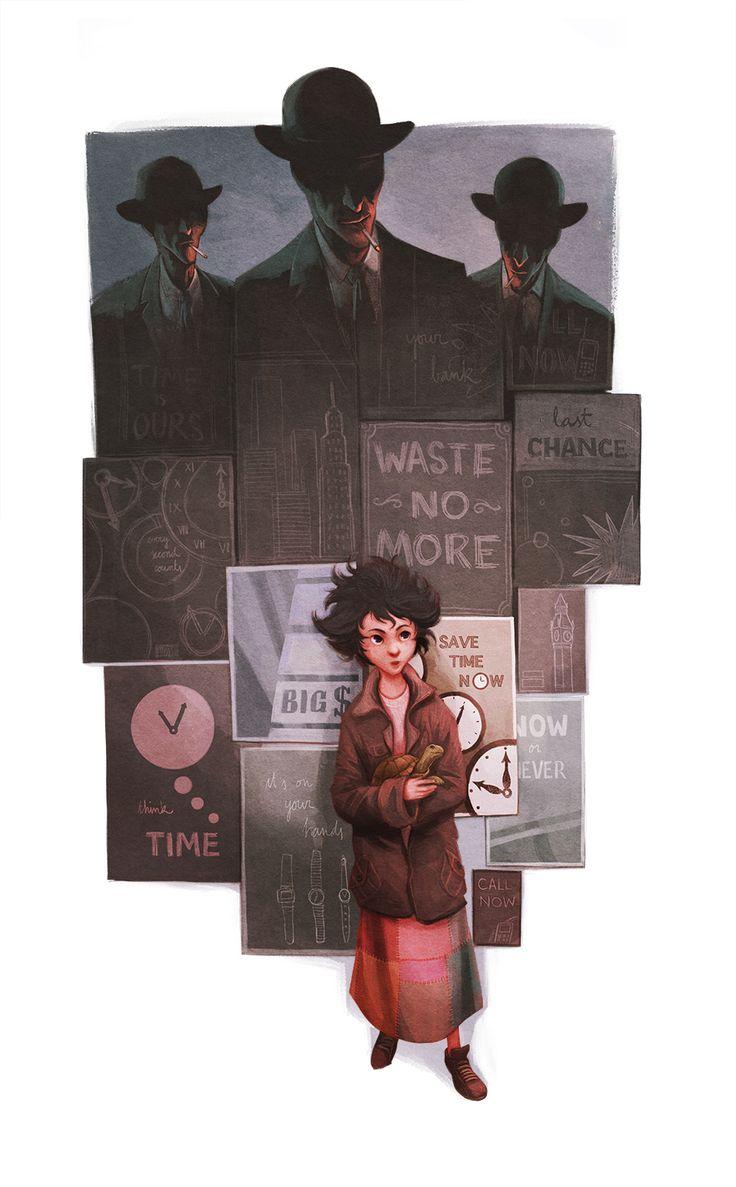 Momo fue el primer gran éxito de Michael Ende. Publicada seis años antes de La historia interminable, es una brillante metáfora sobre el valor del tiempo entre los hombres, sobre la era del consumismo desaforado, que la aleja de cualquier atisbo de cuento de hadas.