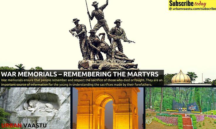 Tributes : #War Memorials – Remembering the #Martyrs