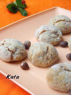 KataKonyha: Fehércsokoládés-mogyorós pöfeteg