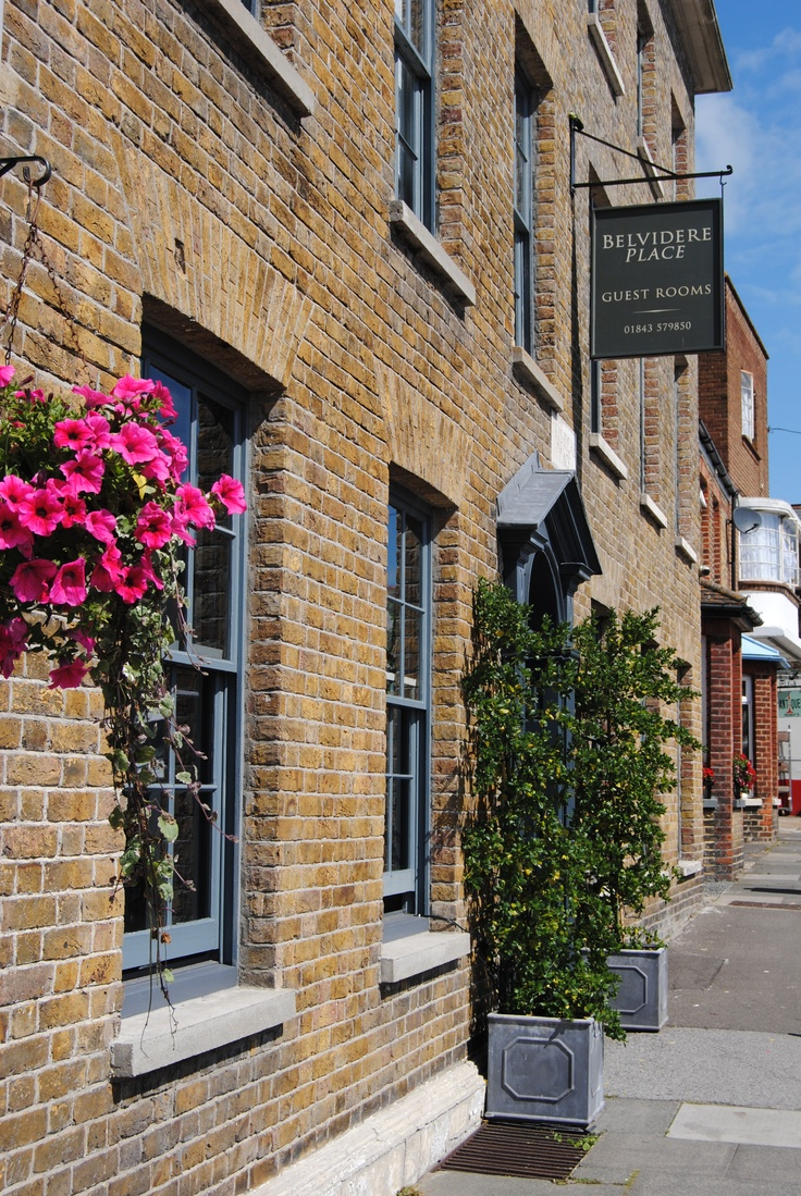 Wonderful Boutique hotel in Broadstairs, Kent. 'Belvidere Place'  http://www.belvidereplace.co.uk/