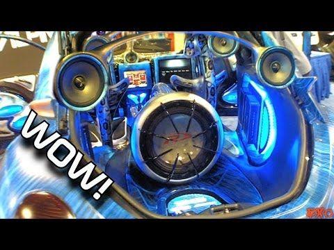 Audio Room...