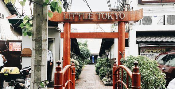 /1 Little Tokyo Makati