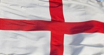 St. George Flag.. Medieval England