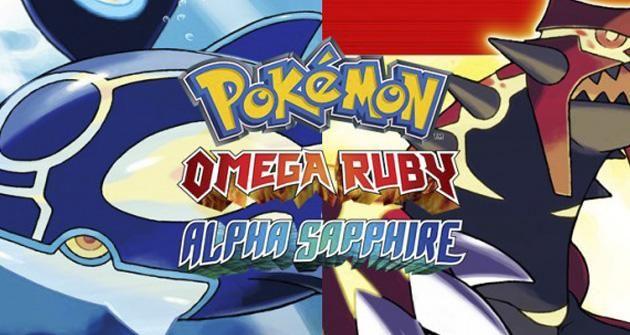 Nuevas ilustraciones de Mega Evoluciones en Pokémon Zafiro Alfa y Rubí Omega