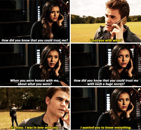 Vampire Diaries You Want A Love That Consumes You Quotes: 233 Best Images About Team Stelena On Pinterest