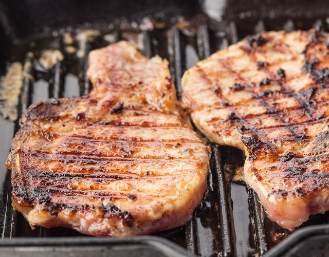 An Easy Asian Pork Chops Recipe Marinated With Soy Sauce Chinese Rice Wine