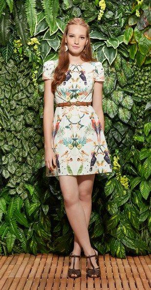 Vestido Tropicana | Antix