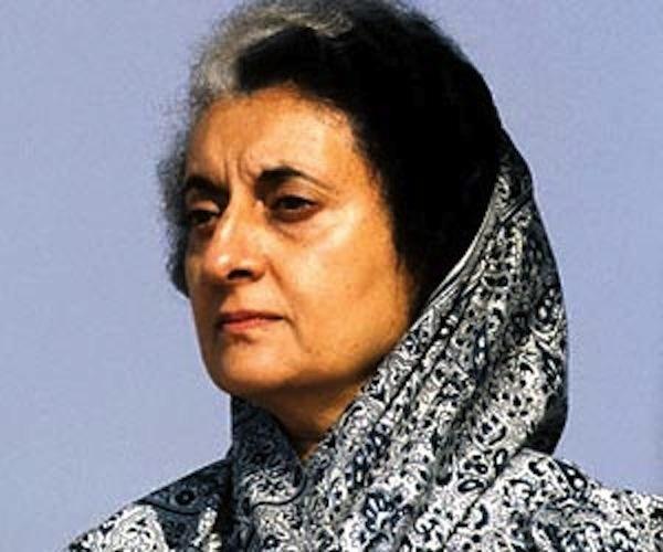 Ровно 30 лет назад была предательски убита Индира Ганди.