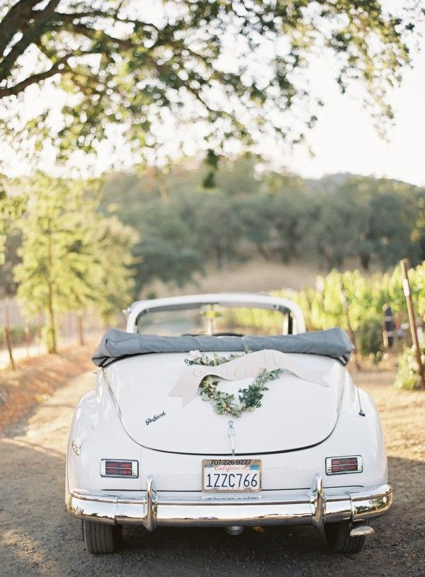 72 Best Bridal Car Images On Pinterest Santorini Wedding