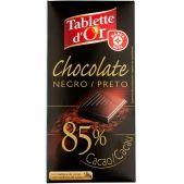 Resultado de imagem para chocolate negro 85 e.leclerc