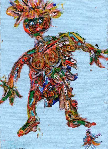 john nugent artist london - Google Search
