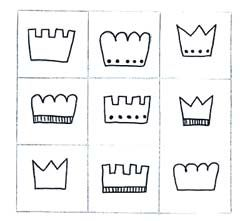 fiches maternelles sur galettes, couronnes, fête des rois et épiphanie en maternelle, fiches pédagogiques