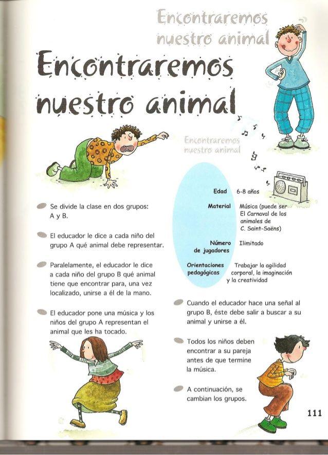 Juegos De Música Y Expresión Corporal Juegos De Expresion Corporal Juegos De Música Juegos Para Preescolar
