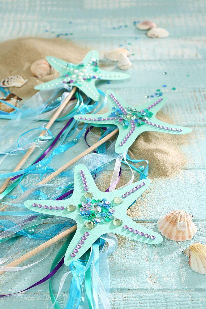 Wir feiern einen Meerjungfrauen-Geburtstag – #eine…