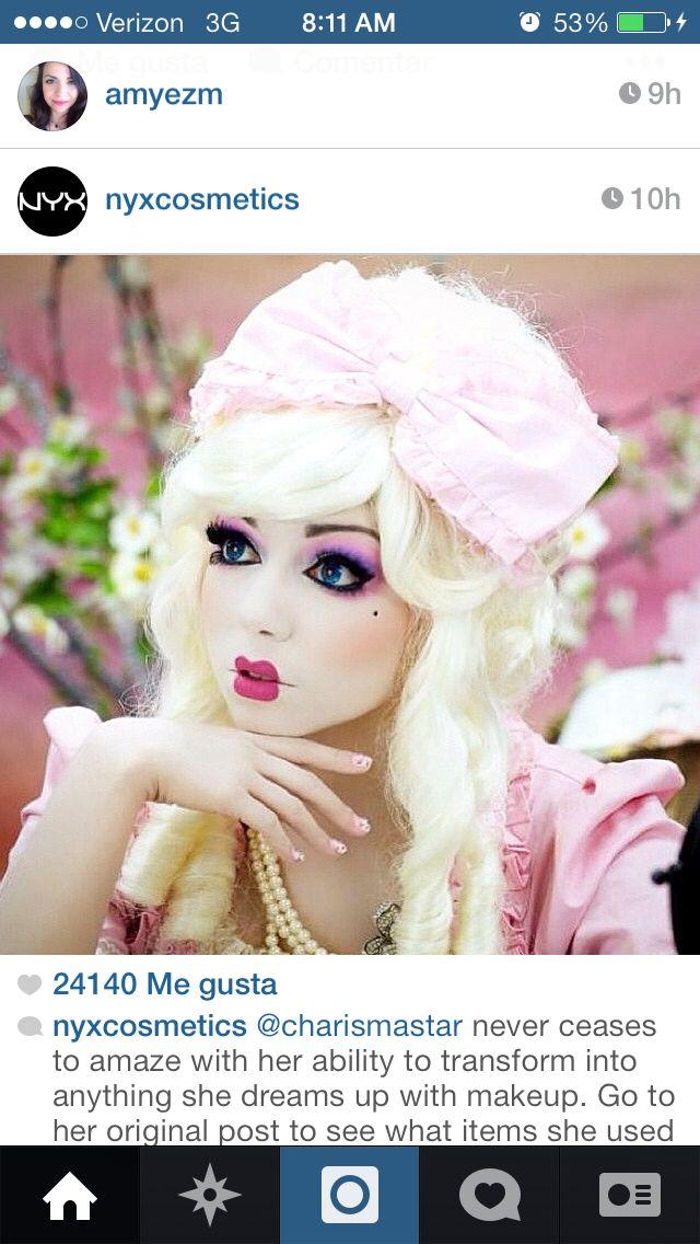 Maquillaje de fantasía MUÑECA                                                                                                                                                     Más
