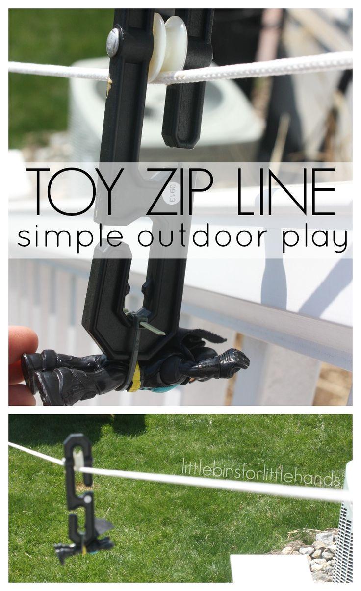 17 Best Ideas About Zip Line Backyard On Pinterest