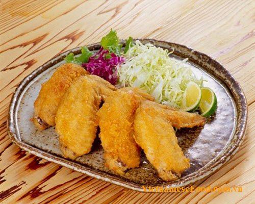 vietnamese recipies | Vietnamese Food: Crispy Chicken Wings Recipe (Cánh Gà Chiên Giòn)