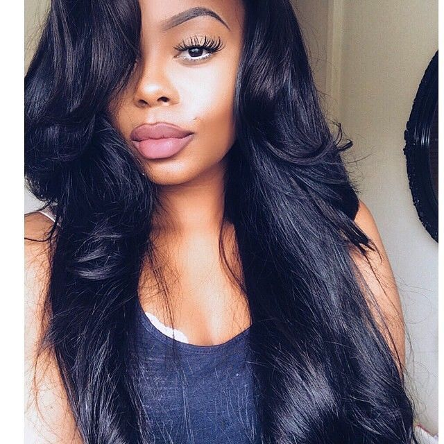 65 best straight sleek images on pinterest straight weave quality virgin human hair extensions trusted recommended by stylists and backed by the only return policy in the industry try mayvenn hair today pmusecretfo Images