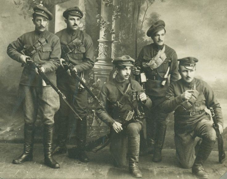 THIS DAY IN WWI: JULY 6, 1918 - Czech Troops Take Russian Port of Vladivostok for Allies