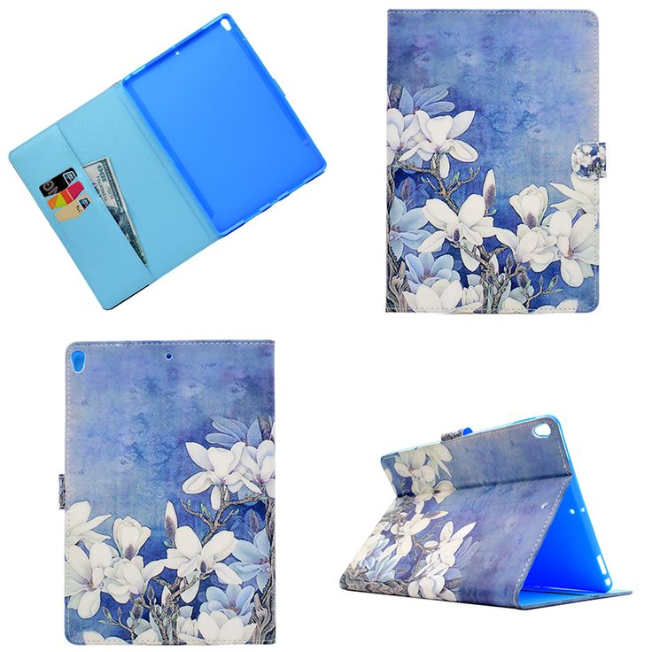 >> Click to Buy << Wolf butterfly panda fox deer flower PU leather cover for I pad Pro 10.5 tablet case coque kryty etui funda pouzdra tok puzdra #Affiliate