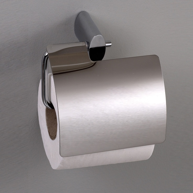 Oval Toilet Roll Holder
