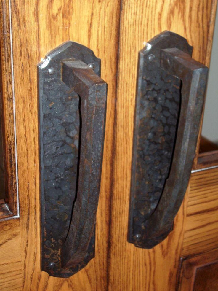 Church door handles Pusateri Design