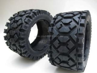 ALL TERRAIN Tyres Fronts by Hostile Racing