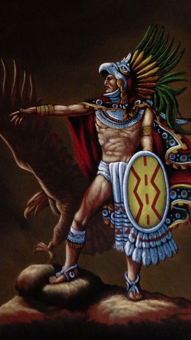 """Each Warrior wants to leave the mark of his will, his signature, on important acts he touches. This is not the voice of ego but of the human spirit, rising up and declaring that it has something to contribute to the solution of the hardest problems, no matter how vexing!""    ~ Pat Riley  *  Aztec Eagle Warrior   <3 lis"