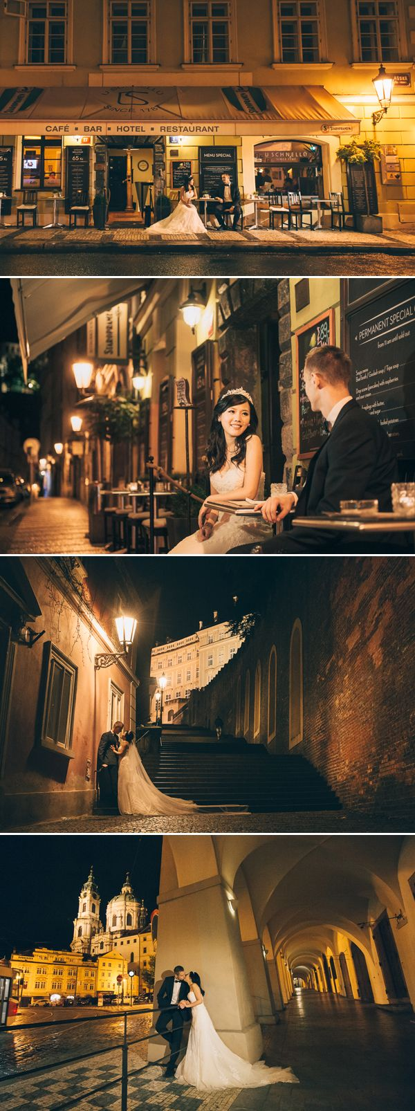 If you have ever dreamed of a place that feels like a fairytale with historical and romantic character, Prague is the right city to visit! There is something so incredibly romantic about traveling to Prague with the love of your life, and you know what's even better? Have your pre-wedding photos taken in the city …