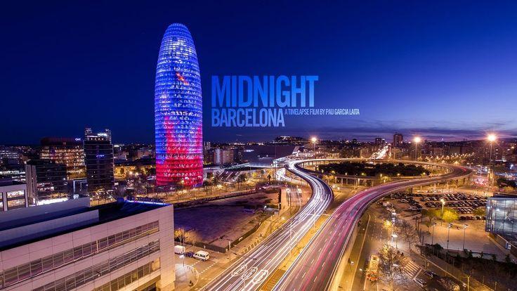 Midnight in Barcelona   #midnight #barcelona #video #bcn #travel
